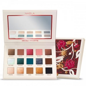Paleta Nabla The Secret Palette